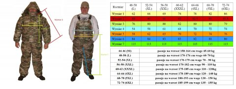 Winter set BARS TYBET: jacket + bib overall, waterproof breathable MEMBRANE, up to -25° C