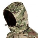 Winter set BARS CAMO/MULTICAM: jacket + bib overall, waterproof breathable MEMBRANE, up to -25° C