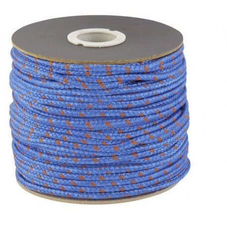 8MM ROPE for anchor cut from meter to pontoon or boat