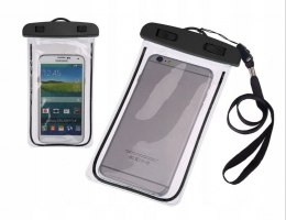 Waterproof case for phone, documents, cover