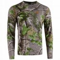 T-shirt long-sleeved camouflage for hunting