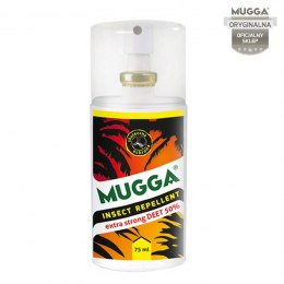 Mugga Spray STRONG 50% DEET na komary i kleszcze 75ml