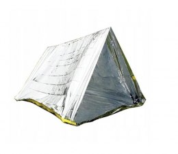 SURVIVAL TENT THERMAL RESCUE SLEEPING BAG FOIL