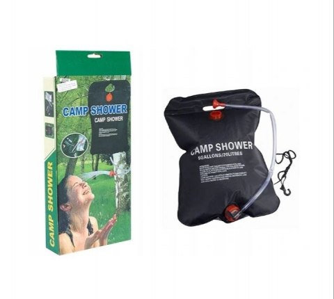 Tourist camping shower, camping survival 20L
