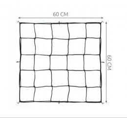 Luggage net for motorbike, bike, quad, dinghy, auto