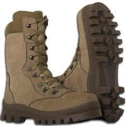 COMBAT BOOTS WINTER RAPTOR NATURAL FUR COYOTE