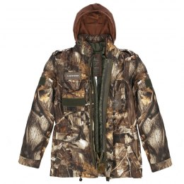 Bars Oak Forest Camouflage Jacket