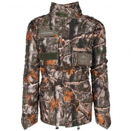 Bars Maple forest Camouflage Jacket