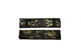Bench overlay 80x20x4 in an inflatable boat, camouflage