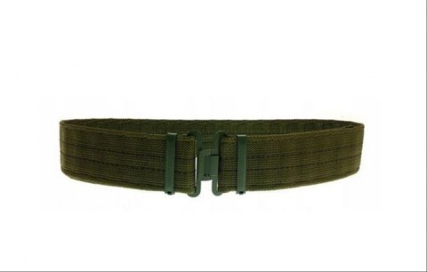 Military belt 110cm strong solid metal buckles
