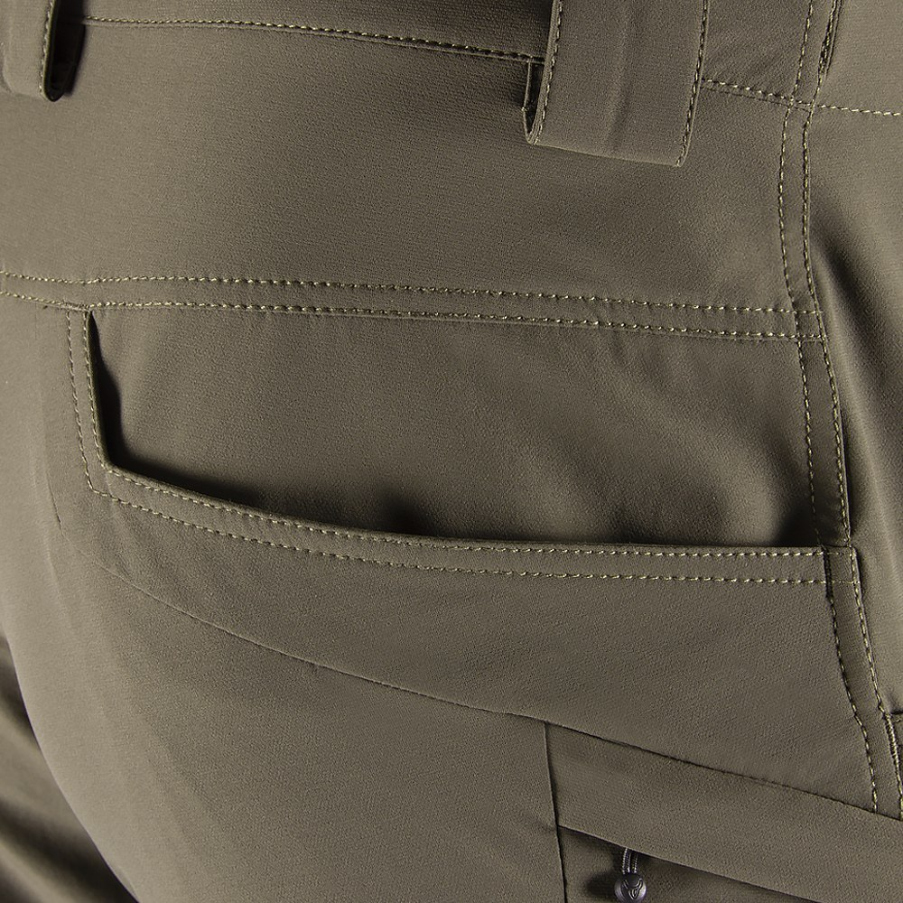 Lizard Nylon Olive Pants