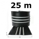 25m BARS 150mm universal protection slat for inflatable boats