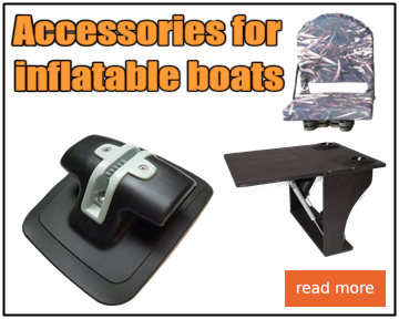 Accessories for inflatables boats
